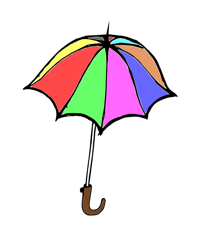 free vector Umbrella