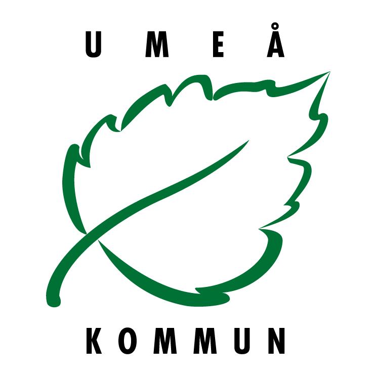 free vector Umea kommun 0