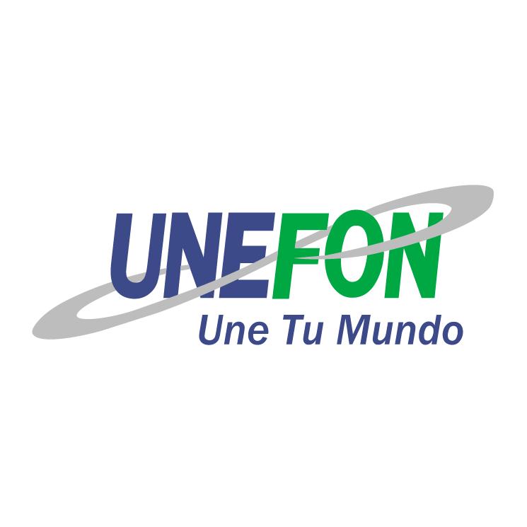 free vector Unefon