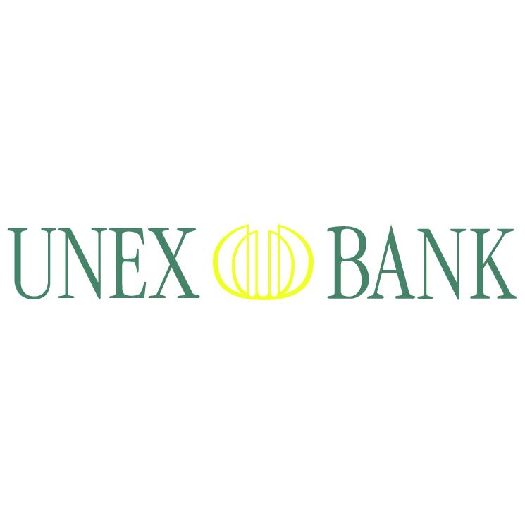 free vector Unex bank