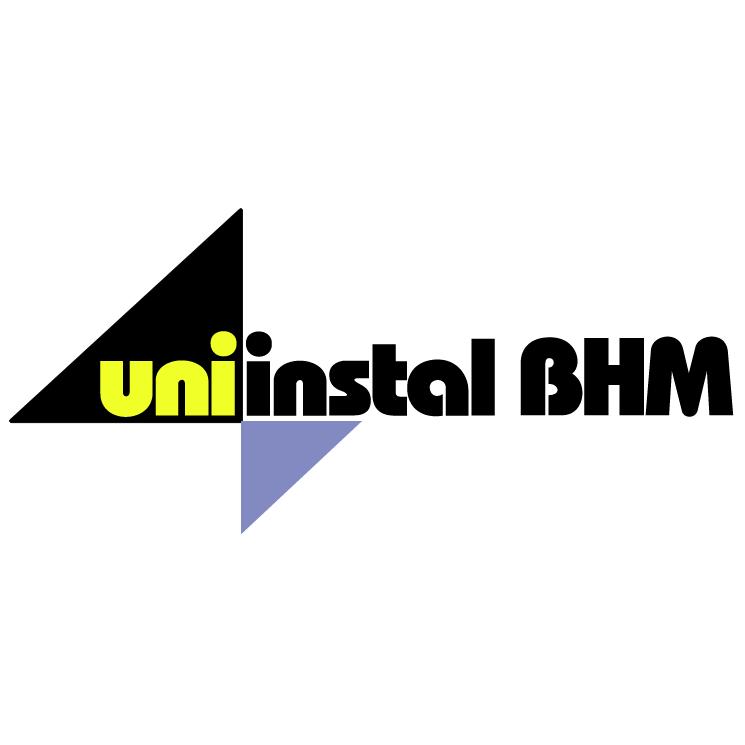 free vector Uni instal