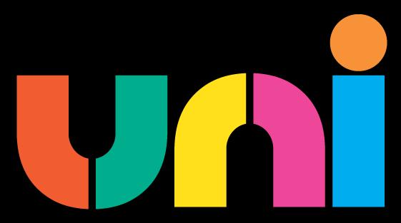 free vector UNI logo