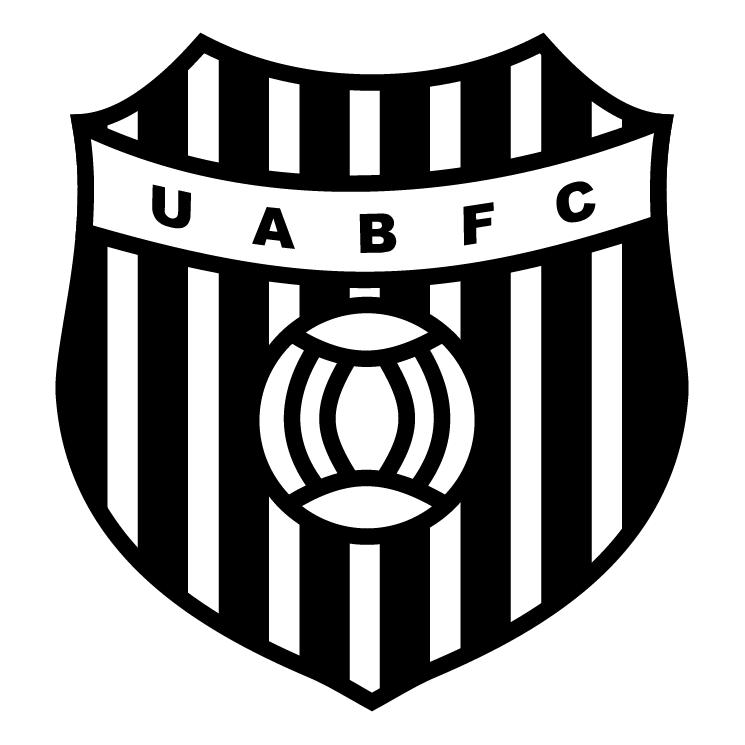 free vector Uniao agricola barbarense futebol clube sp