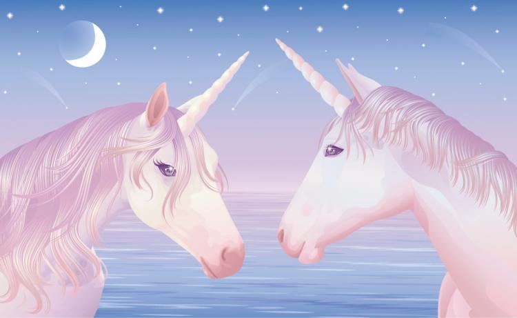 free vector Unicorn clip art