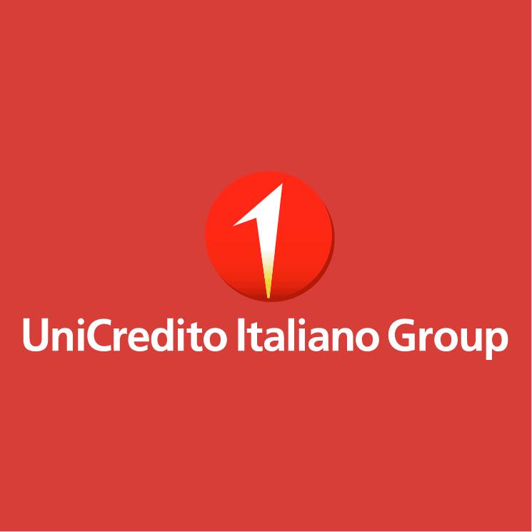 free vector Unicredito italiano group