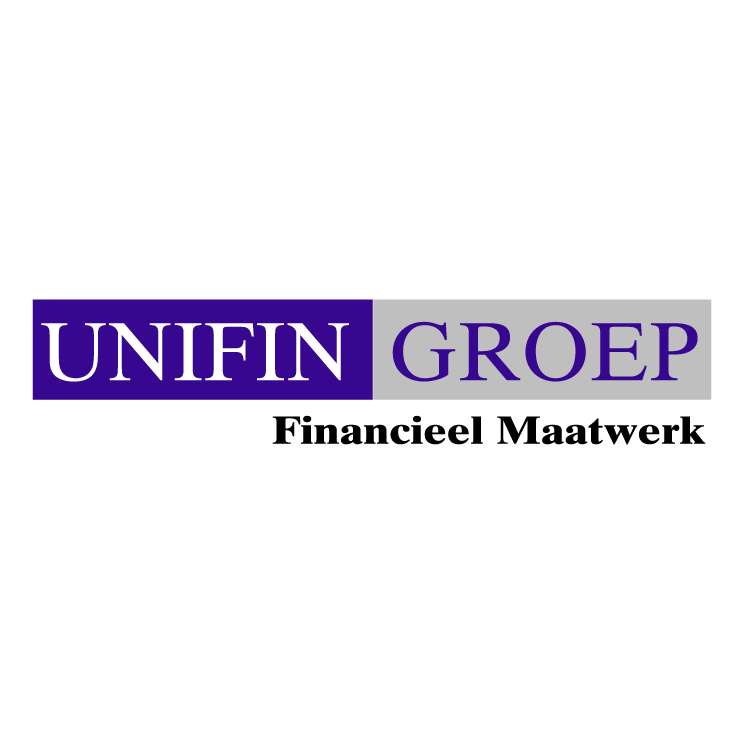 free vector Unifin groep