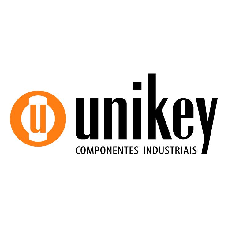 free vector Unikey componentes industriais