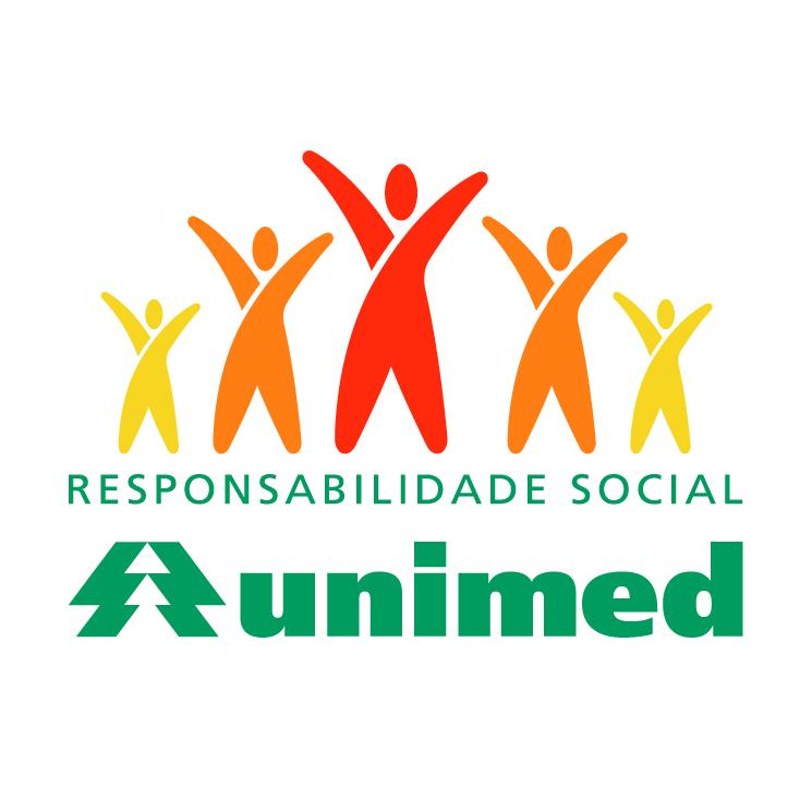free vector Unimed responsabilidade social