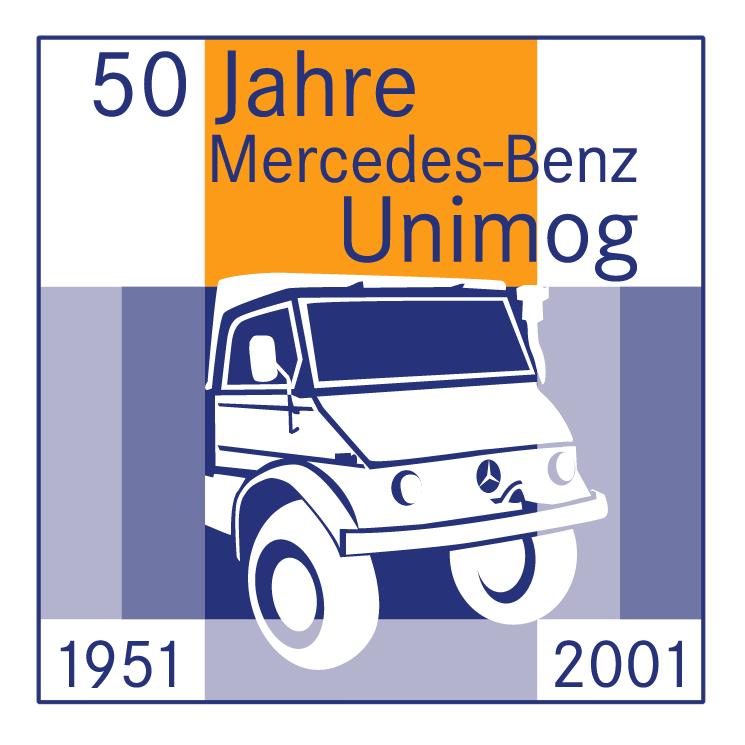free vector Unimog
