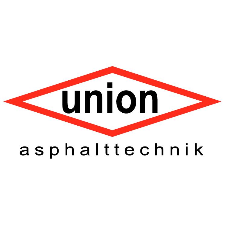 free vector Union asphalttechnik