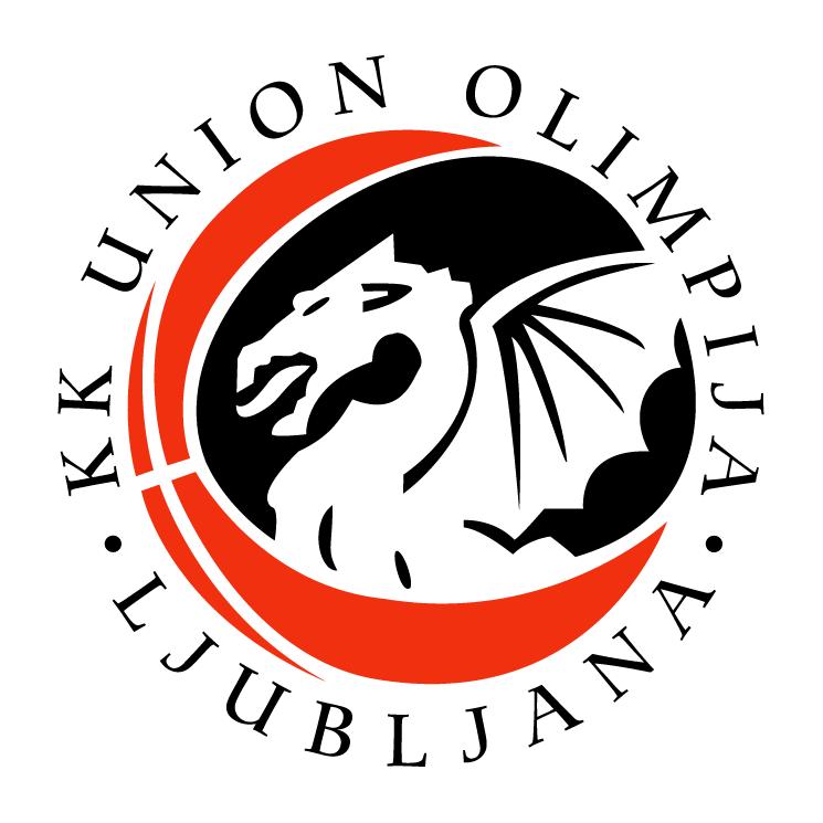 free vector Union olimpija ljubljana