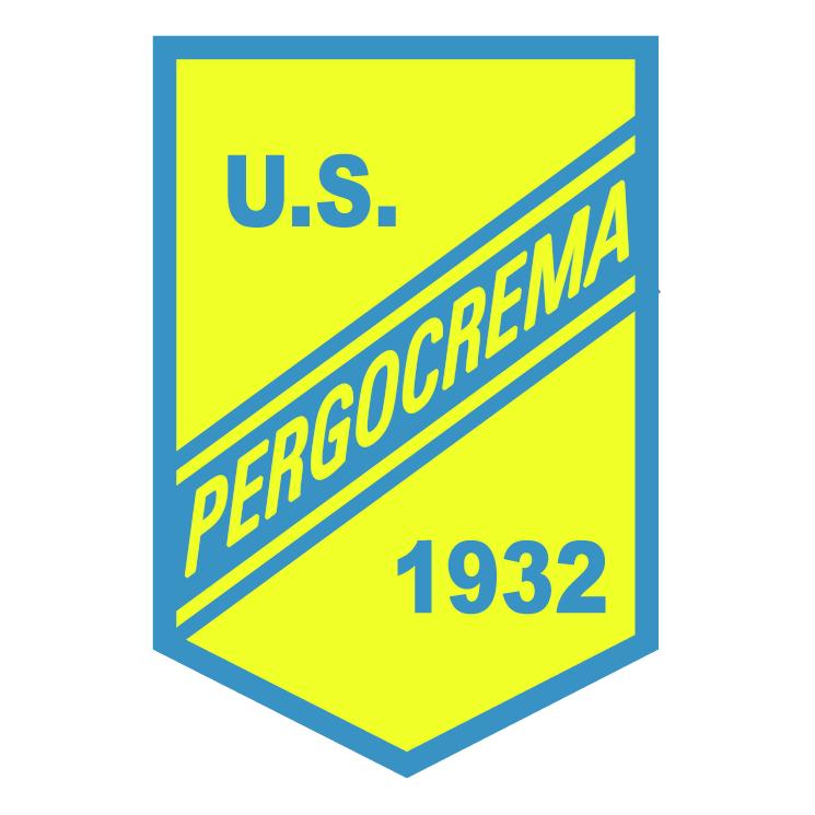 free vector Unione sportiva pergocrema 1932 de crema