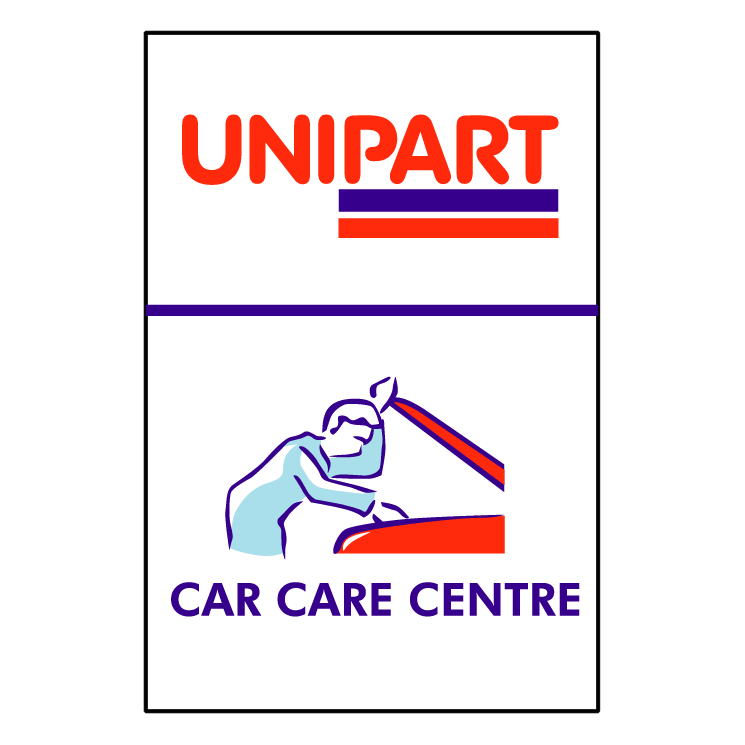 free vector Unipart car care centre