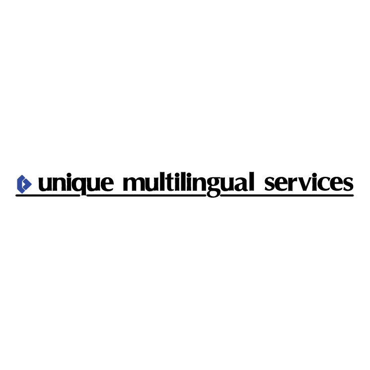 free vector Unique multilingual services