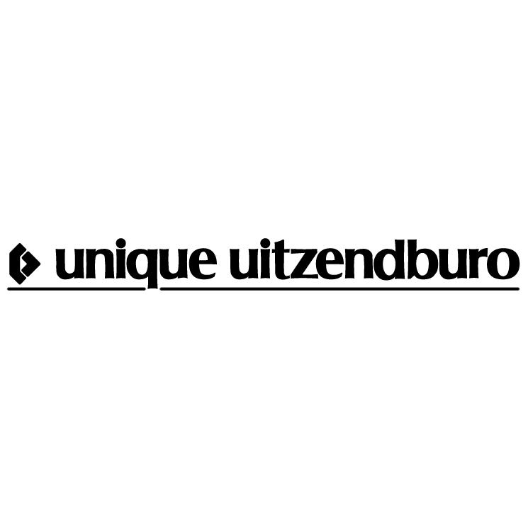 free vector Unique uitzendbureau