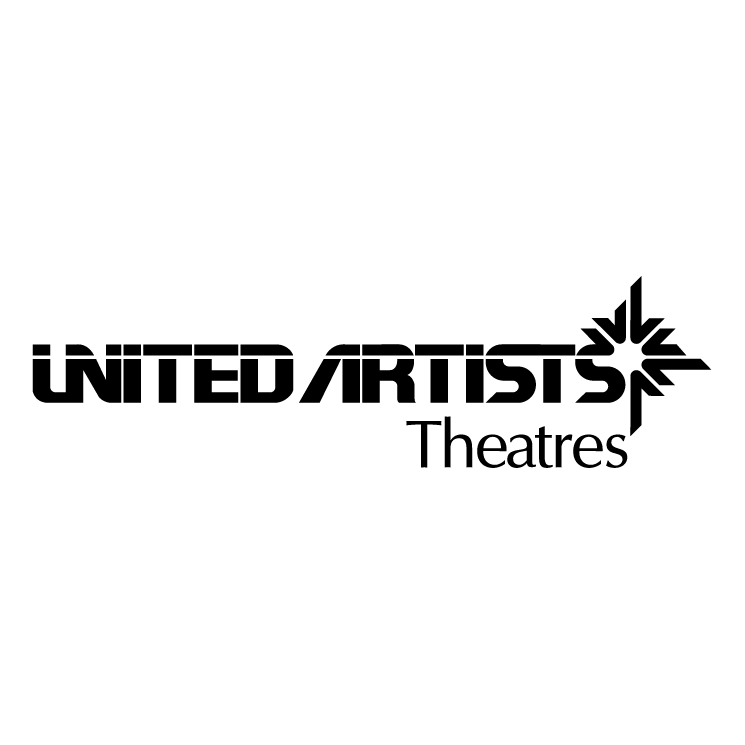 free vector United artist theaters