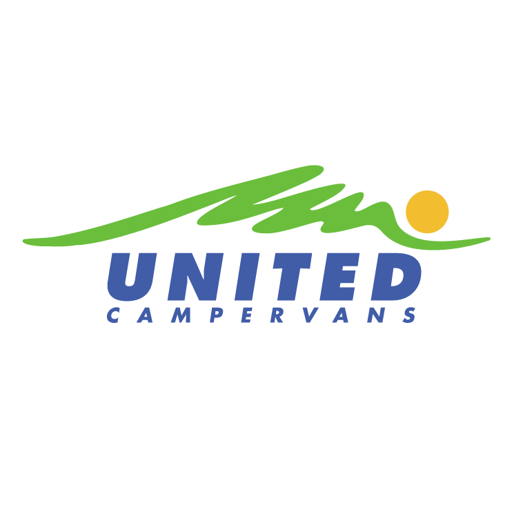 free vector United campervans