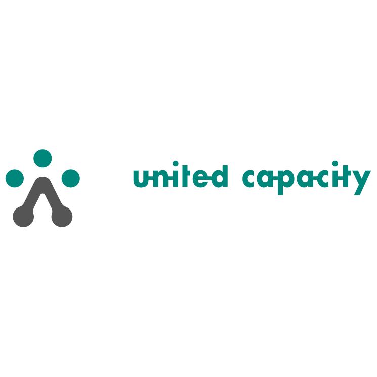 free vector United capacity