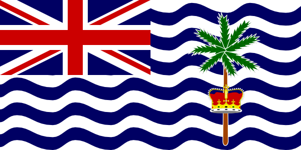 free vector United KingdomBritish Indian Ocean Territory clip art