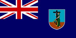 free vector United KingdomMontserrat clip art