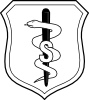 free vector United States Air Force Biomedical Sciences Corps Badge clip art