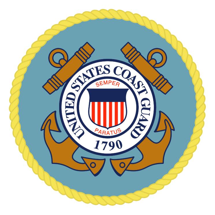 free vector United states coast guard
