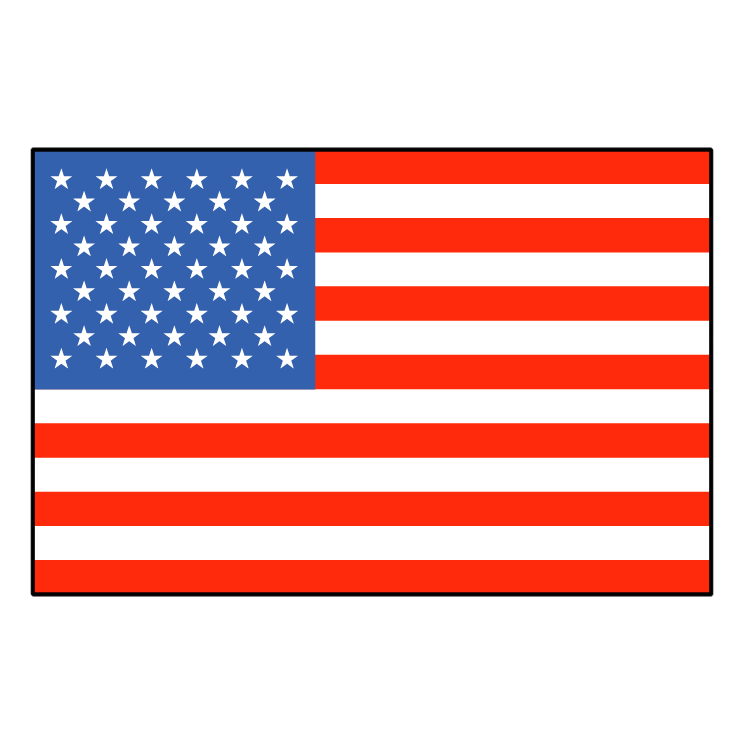 free vector United states of america