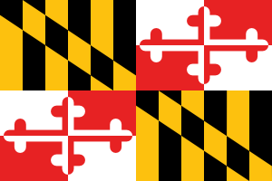 free vector United StatesMaryland clip art