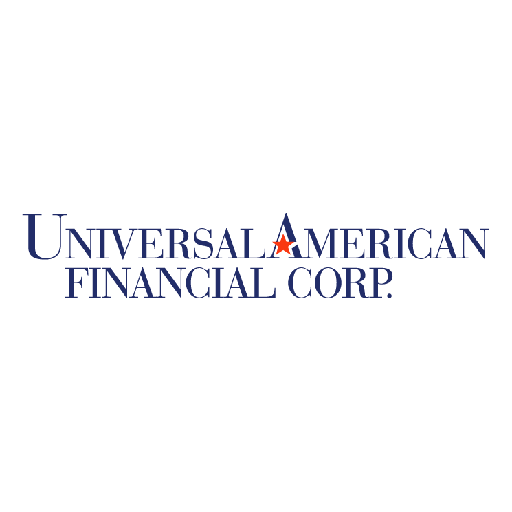 free vector Universal american financial corp