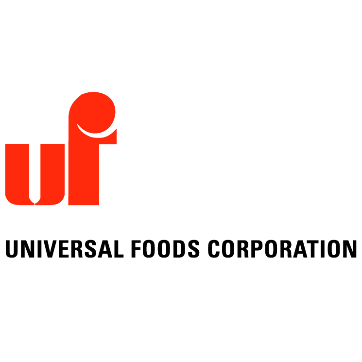 free vector Universal foods corporation