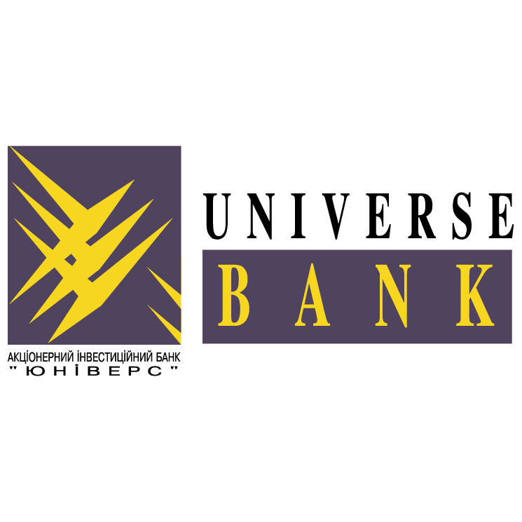 free vector Universe bank