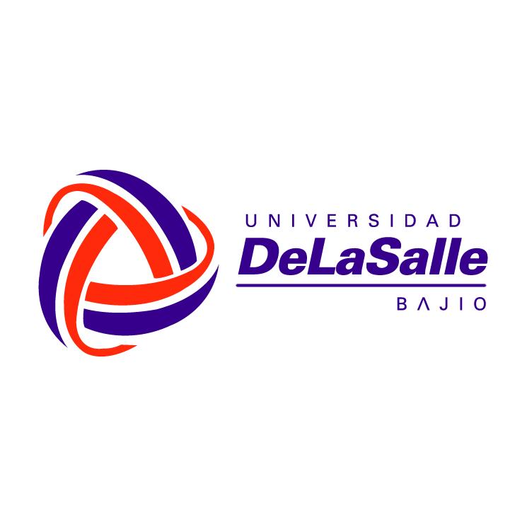 free vector Universidad de la salle bajio