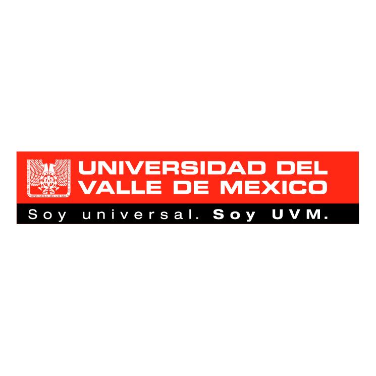 free vector Universidad del valle de mexico