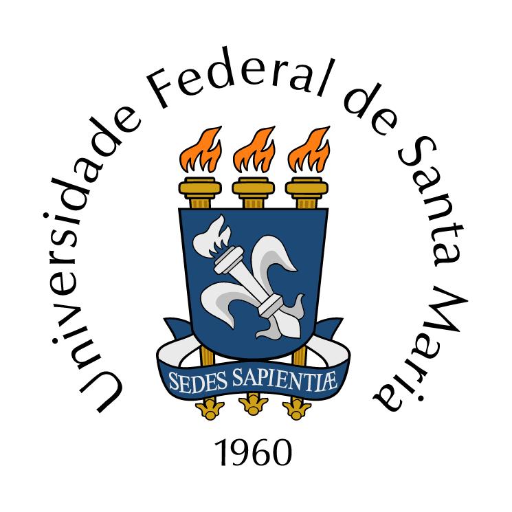 free vector Universidade federal de santa maria