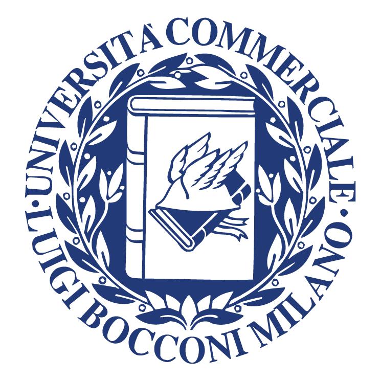 free vector Universita commerciale