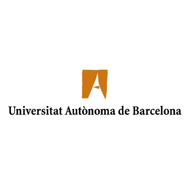 free vector Universitat autonoma de barcelona