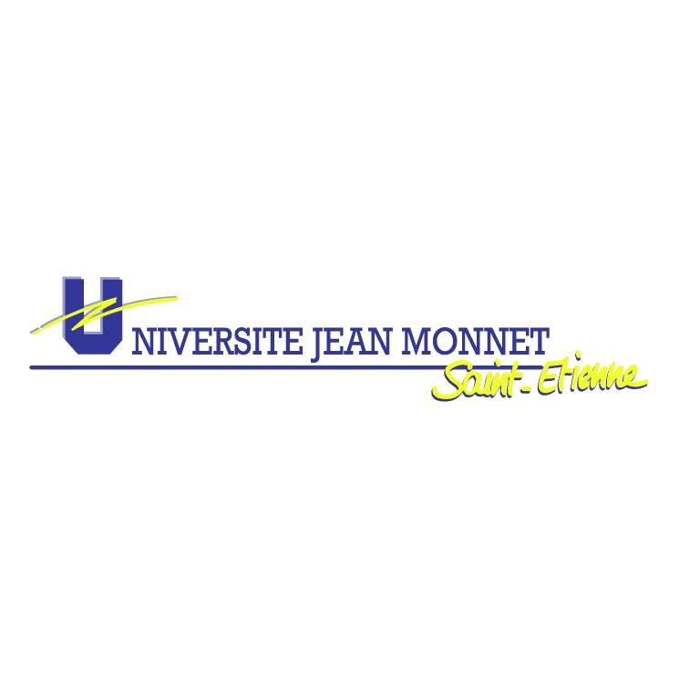 free vector Universite jean monnet saint etienne