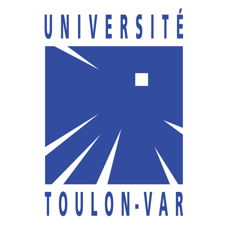 free vector Universite toulon var