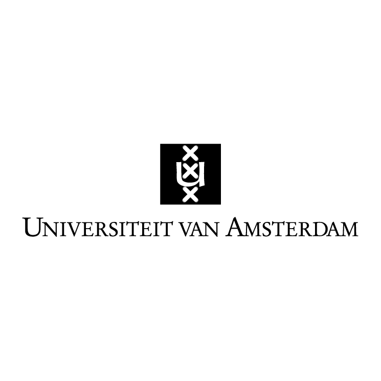 free vector Universiteit van amsterdam 0