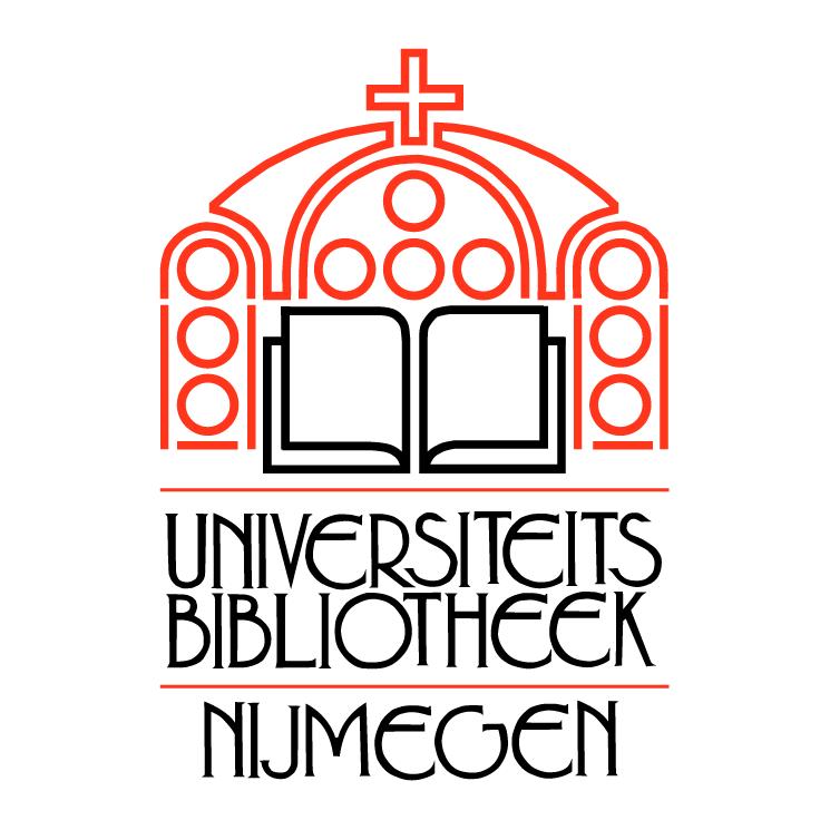 free vector Universiteits bibliotheek nijmegen
