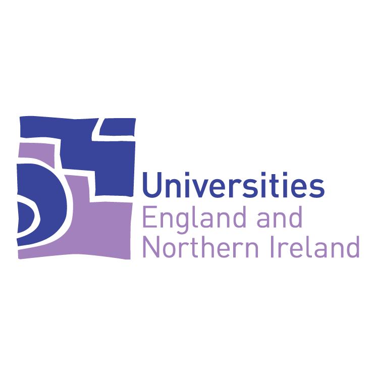 free vector Universities england and northern ireland