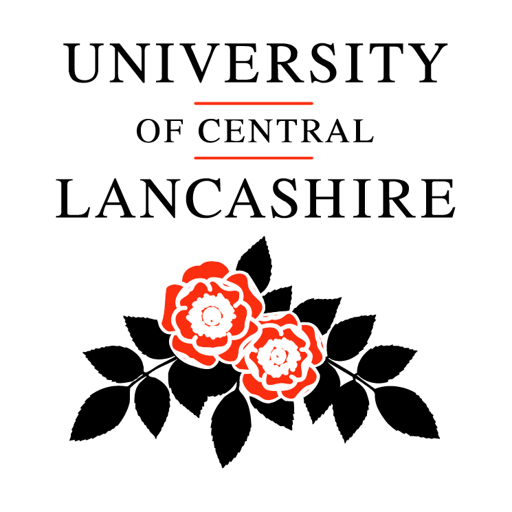 free vector University of central lancashire