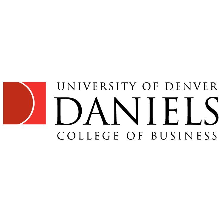 free vector University of denver daniels