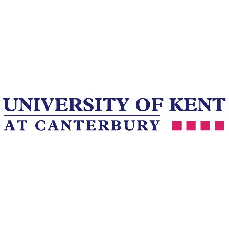 free vector University of kent 0