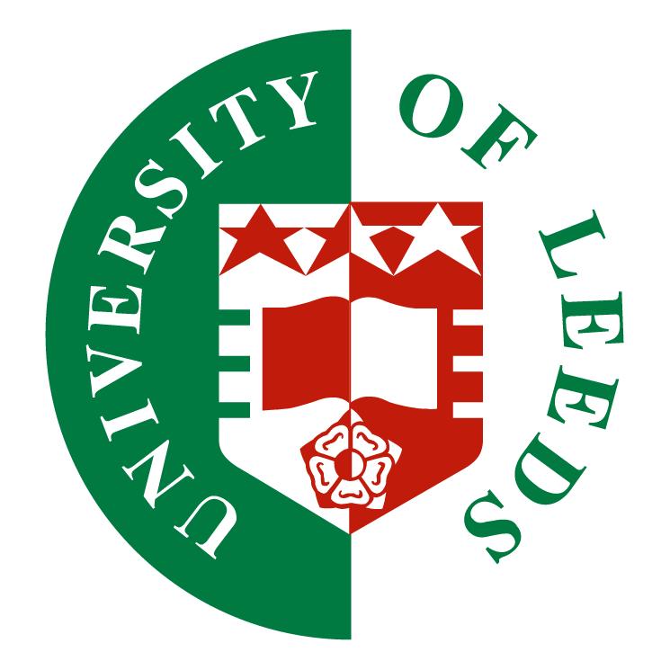 free vector University of leeds 0