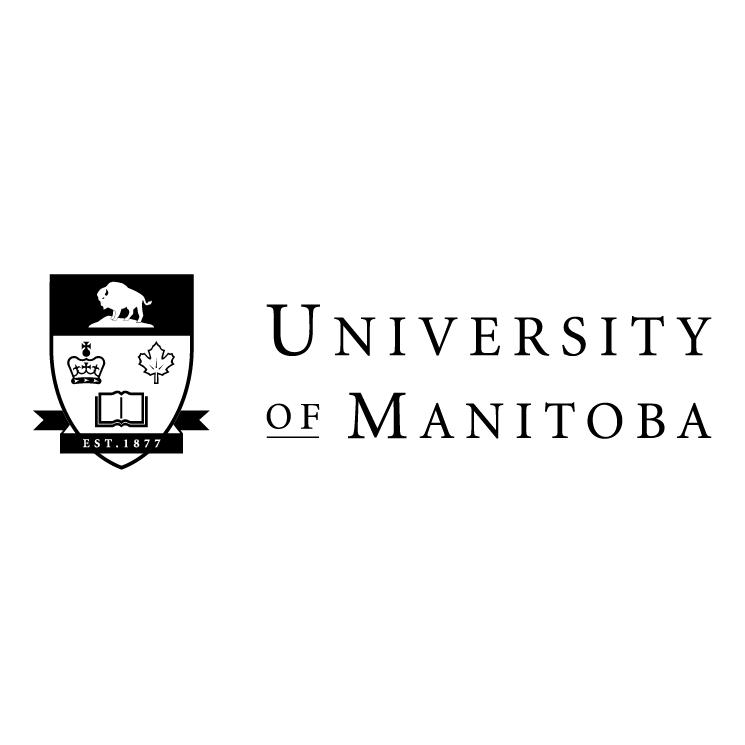 free vector University of manitoba 0