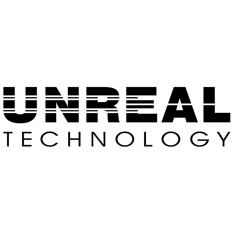 free vector Unreal technology