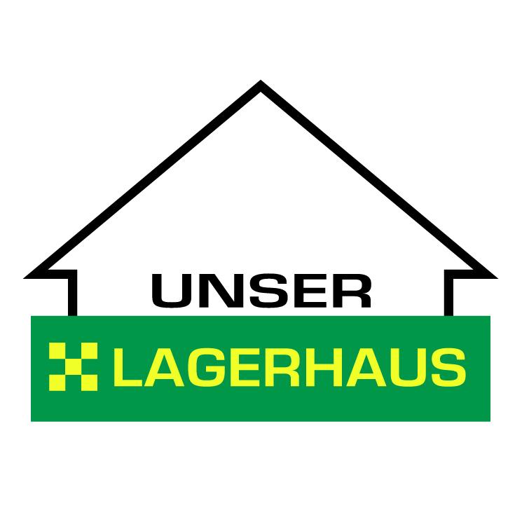 free vector Unser lagerhaus