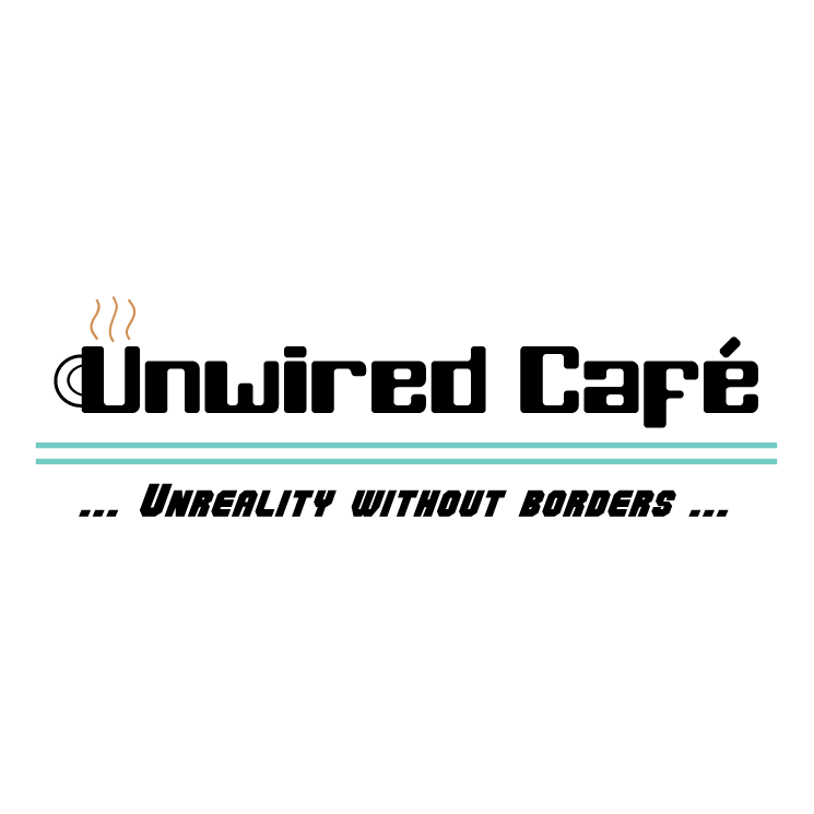 free vector Unwired cafe 0