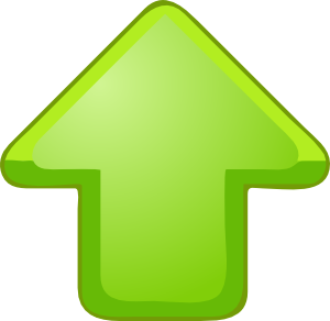 Up Arrow Green clip art is Up Arrow Image